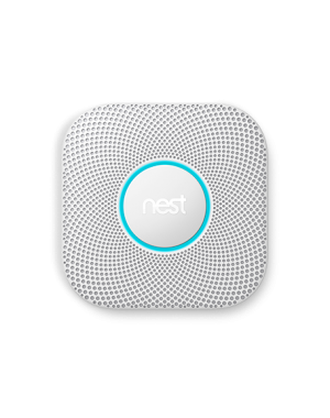 Nest Labs - Nest Protect 2nd Generation - Battery - White