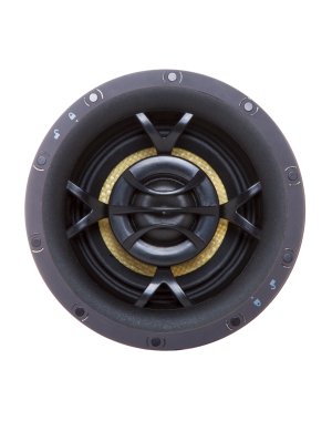 Origin Acoustics - Director In-Ceiling Speaker 3inch Kevlar Woofer