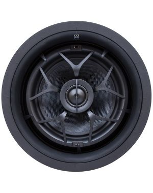 Origin Acoustics - Director In-Ceiling Speaker Pivoting 6.5inch Kevlar™ Woofer & DPSD™ Silk Tweeter