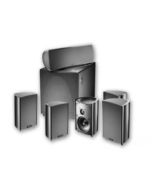Definitive Technology - QDVA - Pro Cinema 600 (Black)