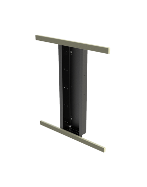 MantelMount - Easy to Install In-Wall Recess Box For MM340 MM540 & MM700