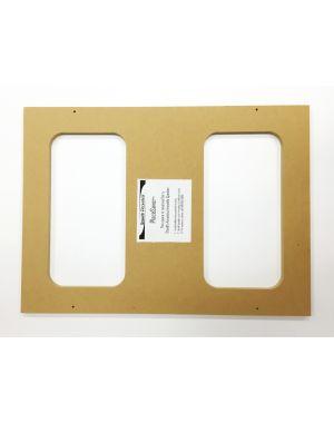 Stealth Acoustics - Place Saver-LR4G-B22, LR8G, SLR8G,B22G - 6 Pack