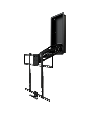 MantelMount - MM750 Automated Pull Down & Swivel TV Mount
