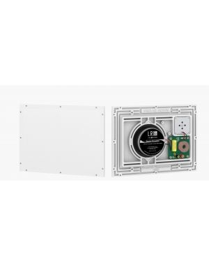 Stealth Acoustics - 2-Way Compact Full Range Speaker - Pair